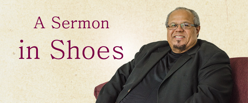 A Sermon in Shoes